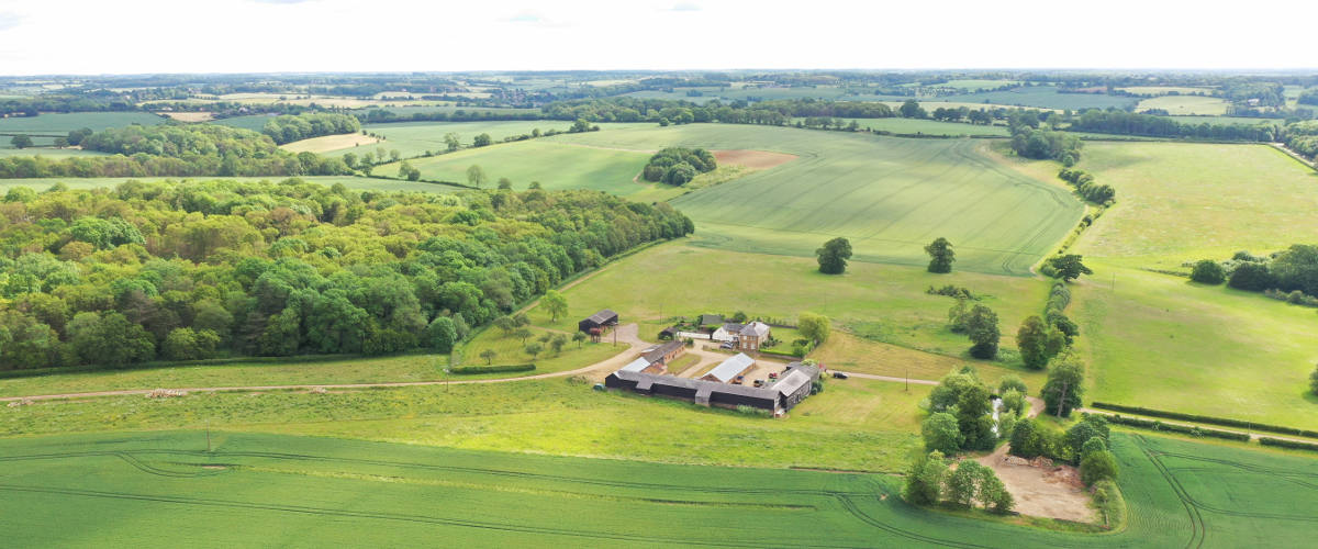 Workplaces to rent in rural Hertfordshire
