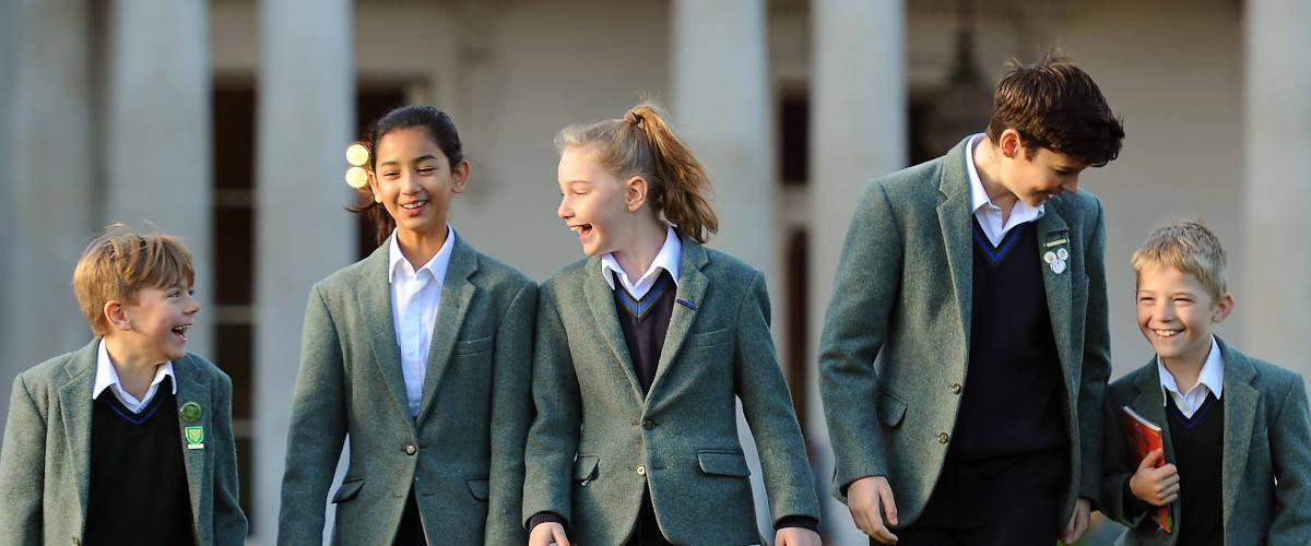 Heath Mount School